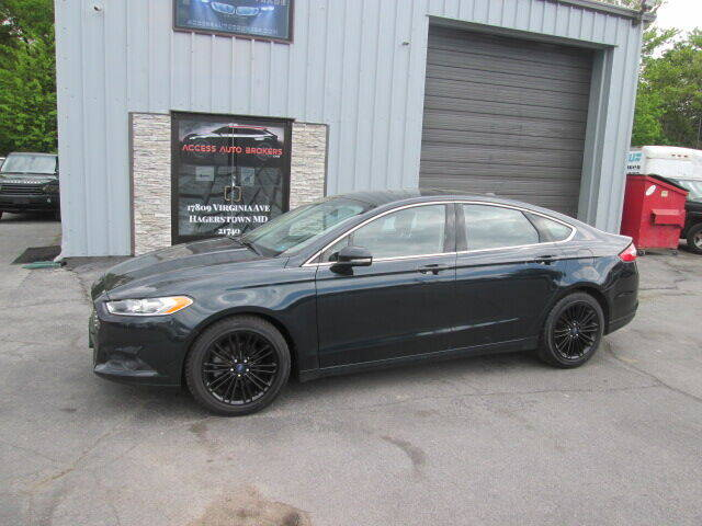2014 Ford Fusion for sale at Access Auto Brokers in Hagerstown MD
