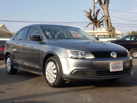 2013 Volkswagen Jetta for sale at First Shift Auto in Ontario CA