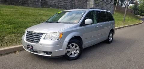 2009 Chrysler Town and Country for sale at ENVY MOTORS LLC in Paterson NJ