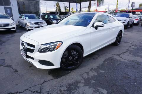 2017 Mercedes-Benz C-Class for sale at Industry Motors in Sacramento CA