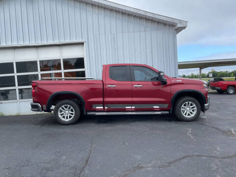2020 Chevrolet Silverado 1500 for sale at B & W Auto in Campbellsville KY