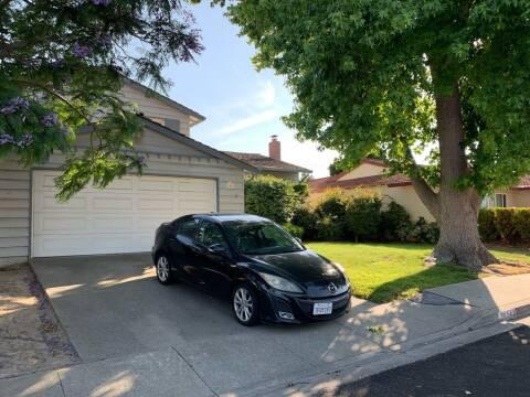 2010 Mazda MAZDA3 for sale at Blue Eagle Motors in Fremont CA