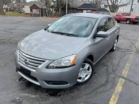 2014 Nissan Sentra for sale at Your Car Source in Kenosha WI