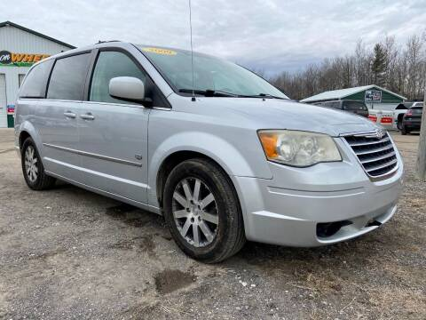 2009 Chrysler Town and Country for sale at Deals On Wheels Autos and RVs in Standish MI