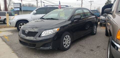 2010 Toyota Corolla for sale at A.C. Greenwich Auto Brokers LLC. in Gibbstown NJ