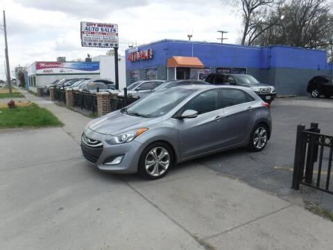 2013 Hyundai Elantra GT for sale at City Motors Auto Sale LLC in Redford MI