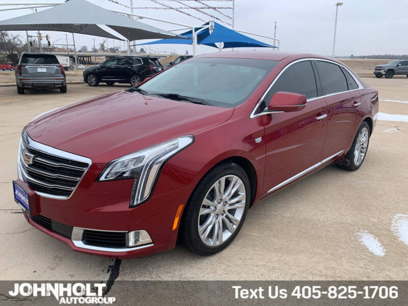 2019 Cadillac XTS for sale at JOHN HOLT AUTO GROUP, INC. in Chickasha OK
