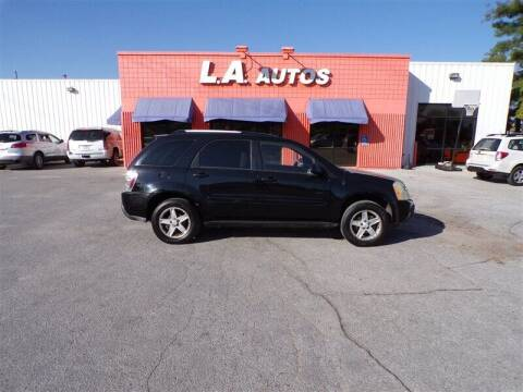 2005 Chevrolet Equinox for sale at L A AUTOS in Omaha NE