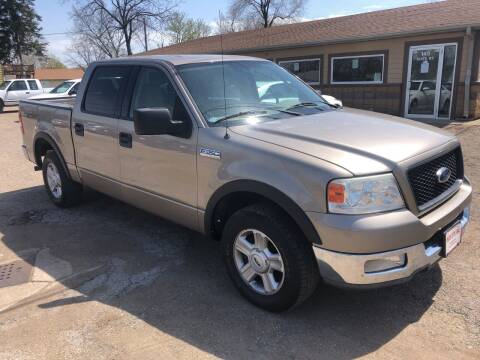 2004 Ford F-150 for sale at Truck City Inc in Des Moines IA