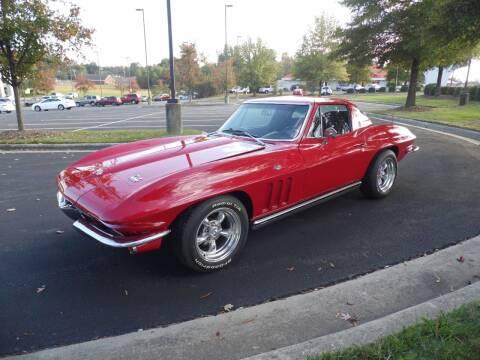 1965 Chevrolet Corvette for sale at Carolina Classics & More in Thomasville NC