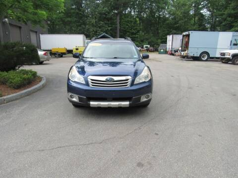 2011 Subaru Outback for sale at Heritage Truck and Auto Inc. in Londonderry NH