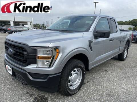 2021 Ford F-150 for sale at Kindle Auto Plaza in Cape May Court House NJ