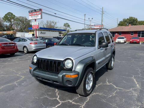 2002 Jeep Liberty for sale at Sam's Motor Group in Jacksonville FL