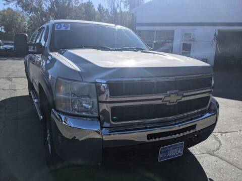 2009 Chevrolet Silverado 2500HD for sale at GREAT DEALS ON WHEELS in Michigan City IN