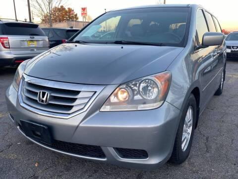 2010 Honda Odyssey for sale at Atlanta's Best Auto Brokers in Marietta GA