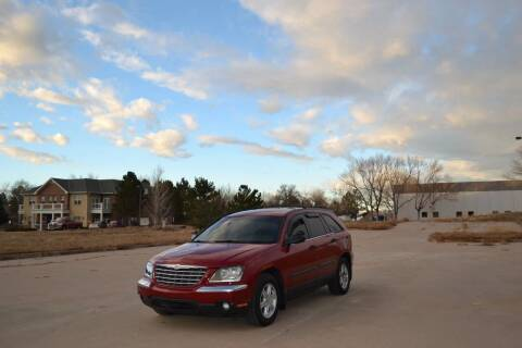 2005 Chrysler Pacifica for sale at QUEST MOTORS in Englewood CO