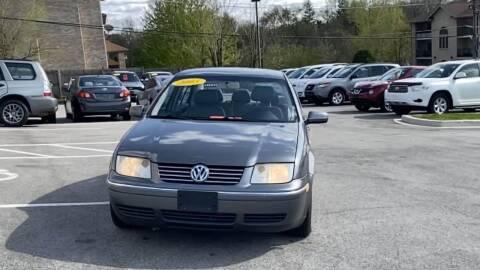 2005 Volkswagen Jetta for sale at Cj king of car loans/JJ's Best Auto Sales in Troy MI