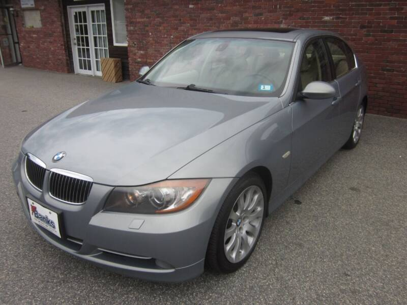 2007 BMW 3 Series for sale at Tewksbury Used Cars in Tewksbury MA