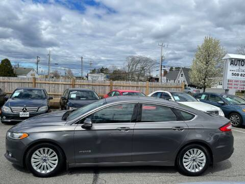 2013 Ford Fusion Hybrid for sale at Auto Cape in Hyannis MA
