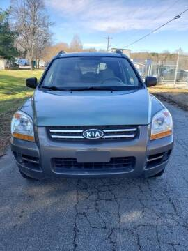 2008 Kia Sportage for sale at Speed Auto Mall in Greensboro NC