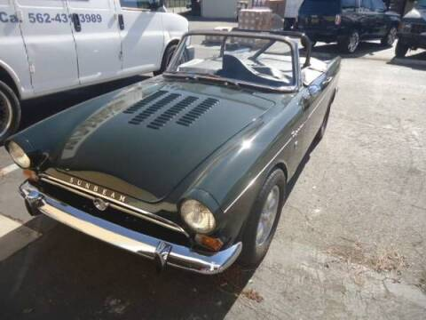 1965 Sunbeam Tiger for sale at Classic Car Deals in Cadillac MI