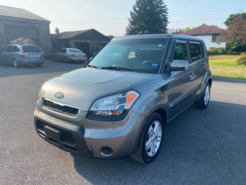 2011 Kia Soul for sale at Paul Hiltbrand Auto Sales LTD in Cicero NY