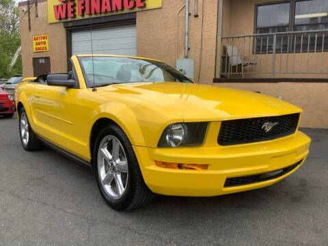 2006 Ford Mustang for sale at Active Auto Sales Inc in Philadelphia PA