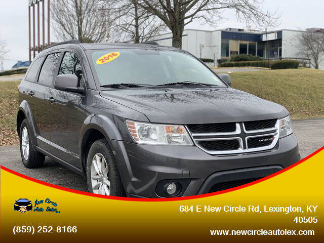2016 Dodge Journey for sale at New Circle Auto Sales LLC in Lexington KY