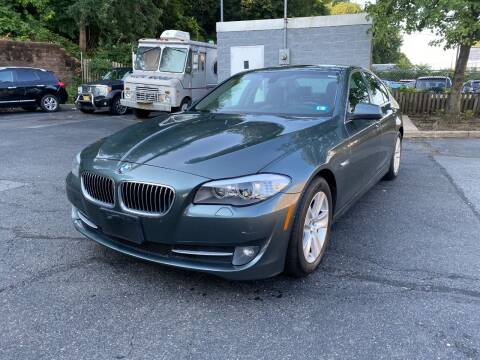 2013 BMW 5 Series for sale at Exotic Automotive Group in Jersey City NJ