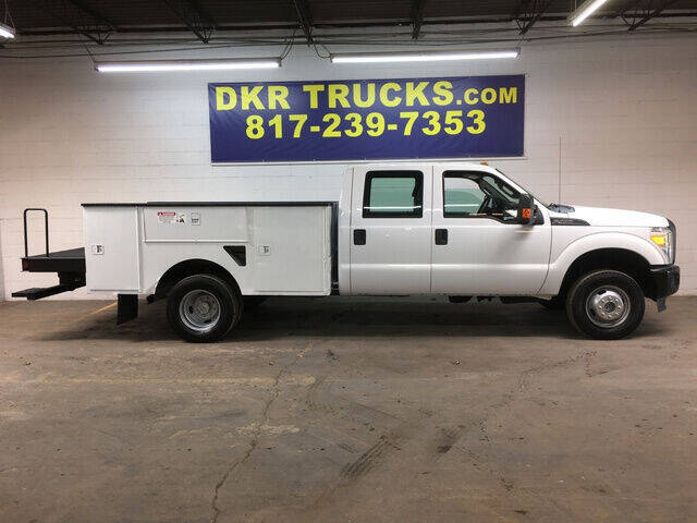 2011 Ford F-350 Super Duty for sale at DKR Trucks in Arlington TX