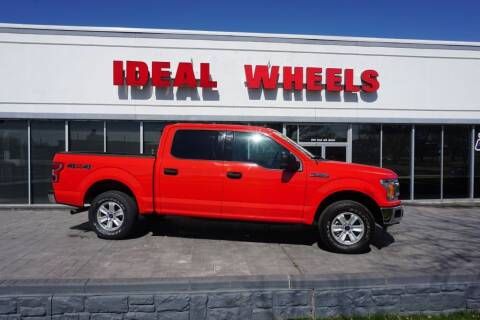 2019 Ford F-150 for sale at Ideal Wheels in Sioux City IA
