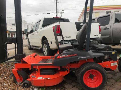2019 Kubota Zero turn COMMERCIAL KAWASAKI for sale at CARS PLUS MORE LLC in Cowan TN