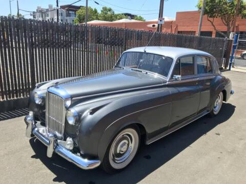 1957 Bentley S1 for sale at Gullwing Motor Cars Inc in Astoria NY