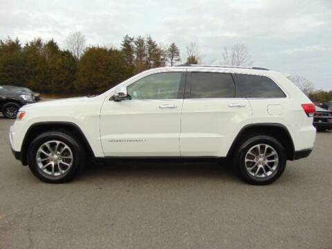 2014 Jeep Grand Cherokee for sale at E & M AUTO SALES in Locust Grove VA