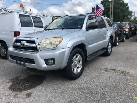 2008 Toyota 4Runner for sale at Mega Autosports in Chesapeake VA