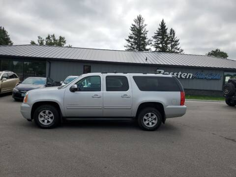 2010 GMC Yukon XL for sale at ROSSTEN AUTO SALES in Grand Forks ND