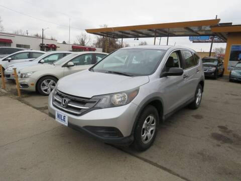 2013 Honda CR-V for sale at Nile Auto Sales in Denver CO