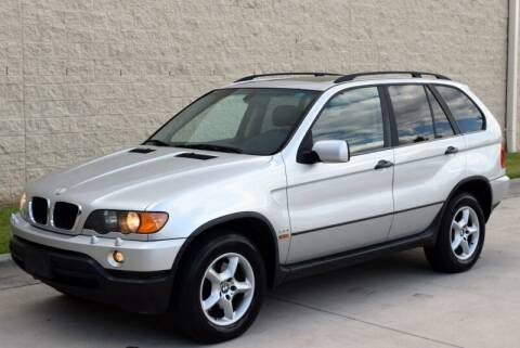 2001 BMW X5 for sale at Raleigh Auto Inc. in Raleigh NC