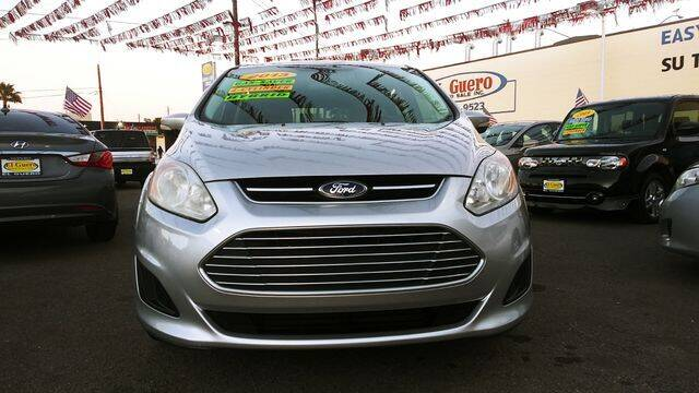 2013 Ford C-MAX Hybrid for sale at El Guero Auto Sale in Hawthorne CA
