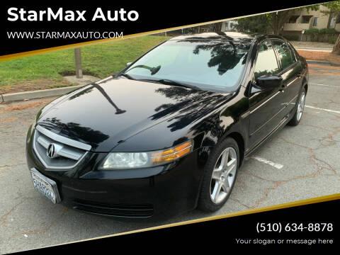 2004 Acura TL for sale at StarMax Auto in Fremont CA