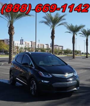 2017 Chevrolet Bolt EV for sale at AZautorv.com in Mesa AZ