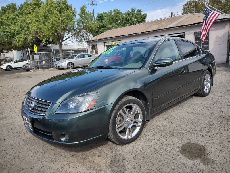 2005 Nissan Altima for sale at Larry's Auto Sales Inc. in Fresno CA