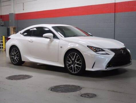 2016 Lexus RC 200t for sale at CU Carfinders in Norcross GA