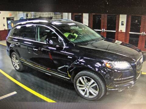 2015 Audi Q7 for sale at Maroun's Motors, Inc in Boardman OH