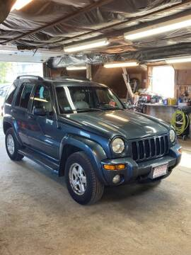 2002 Jeep Liberty for sale at Lavictoire Auto Sales in West Rutland VT