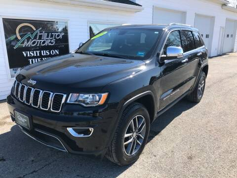 2018 Jeep Grand Cherokee for sale at HILLTOP MOTORS INC in Caribou ME