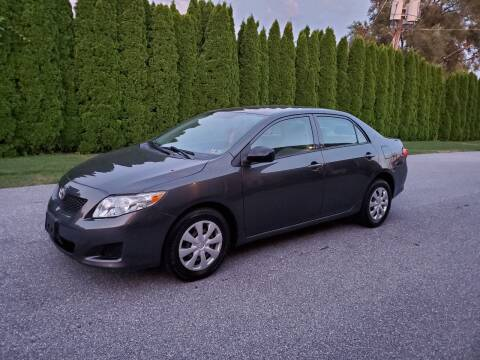 2009 Toyota Corolla for sale at Kingdom Autohaus LLC in Landisville PA