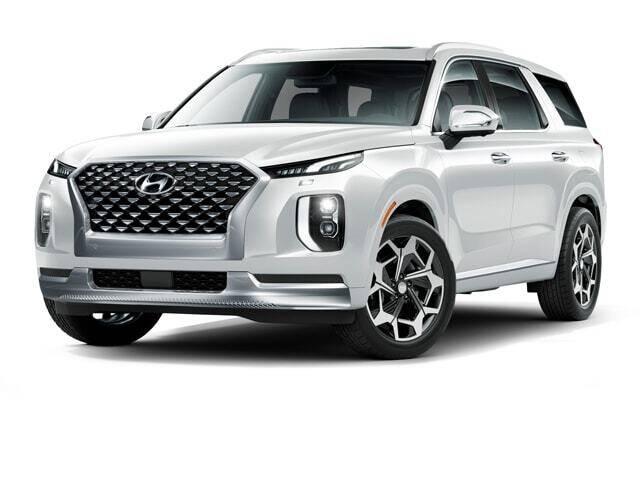 2021 Hyundai Palisade Calligraphy