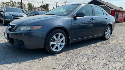 2005 Acura TSX for sale at Universal Auto Inc in Salem OR