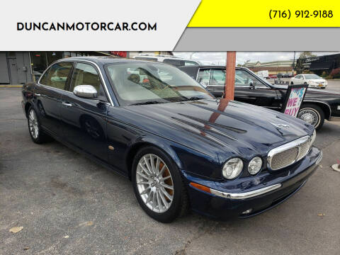 2007 Jaguar XJ-Series for sale at DuncanMotorcar.com in Buffalo NY